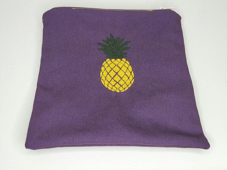 "Trousse ""Ananas"""