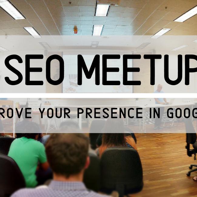 SEO Meetup