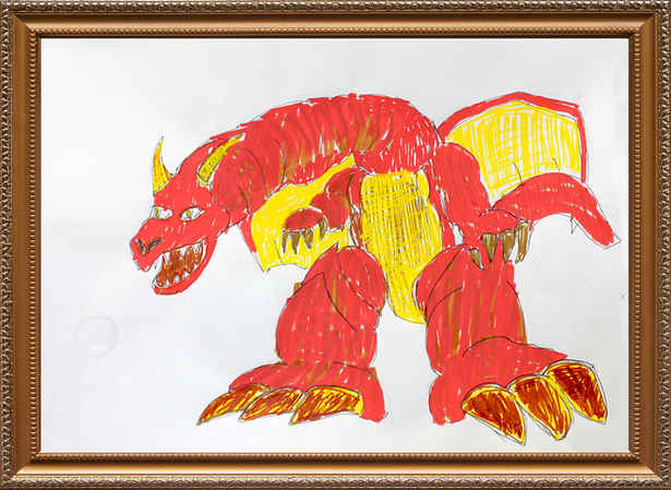 赤竜 ~RED DRAGON〜