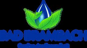 Bad Brambach Logo - mit Icon und Slogan