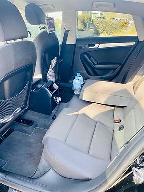Audi A4 SportBack Interieur