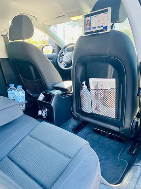 Audi A4 interieur