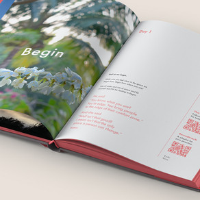 Soul Adventures launches world's first yoga retreat book with QR technology & spiritual practices