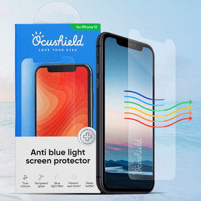 Ocushield Releases new iPhone 12 Medically Approved Anti-Bacterial Blue Light Screen Protector