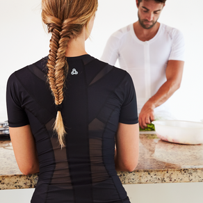 Posture Shirt® 2.0 and InterActive Bra for better posture launches in the UK via ActivePosture