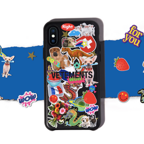 VETEMENTS Launches its First Tech Accessories, in Collaboration with CASETiFY
