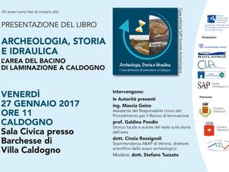 Un nuovo volume sull'archeologia del Veneto