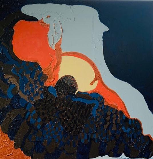 Esther Munger-Eagle's Dawn-acrylic.jpeg
