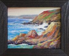 CarolynJarvis-Bodega Head Lookout-acryli