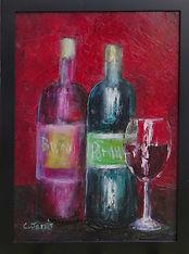 CarolynJarvis-Ruby Wine-oil-FRAMED-1200p