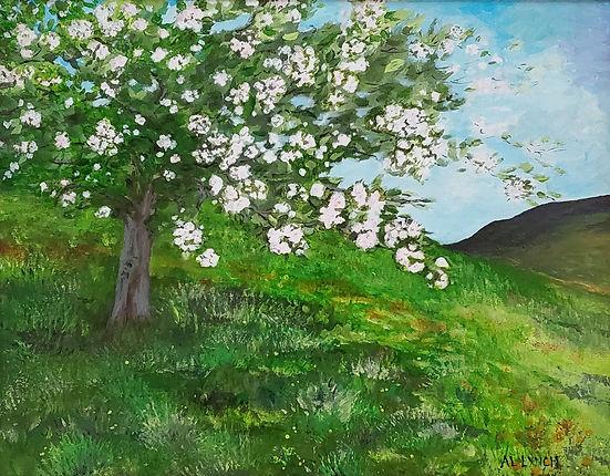 AprilLynch-Apple Tree-Acrylic.jpg