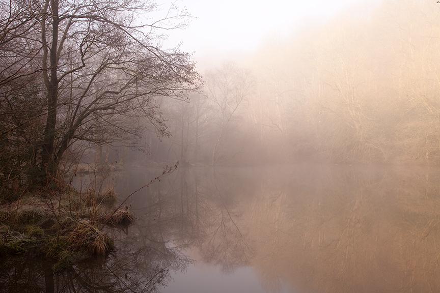 Shining Cliff Pond