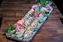Eetcafe de Schuimspaan - Sushi plank.jpg