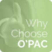 Thumbs up, Why choose OPAC