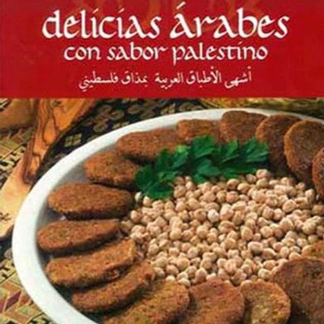 Delicias árabes con sabor palestino - Asociación de Damas Colombo-palestinas.