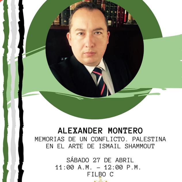 ALEXANDER MONTERO