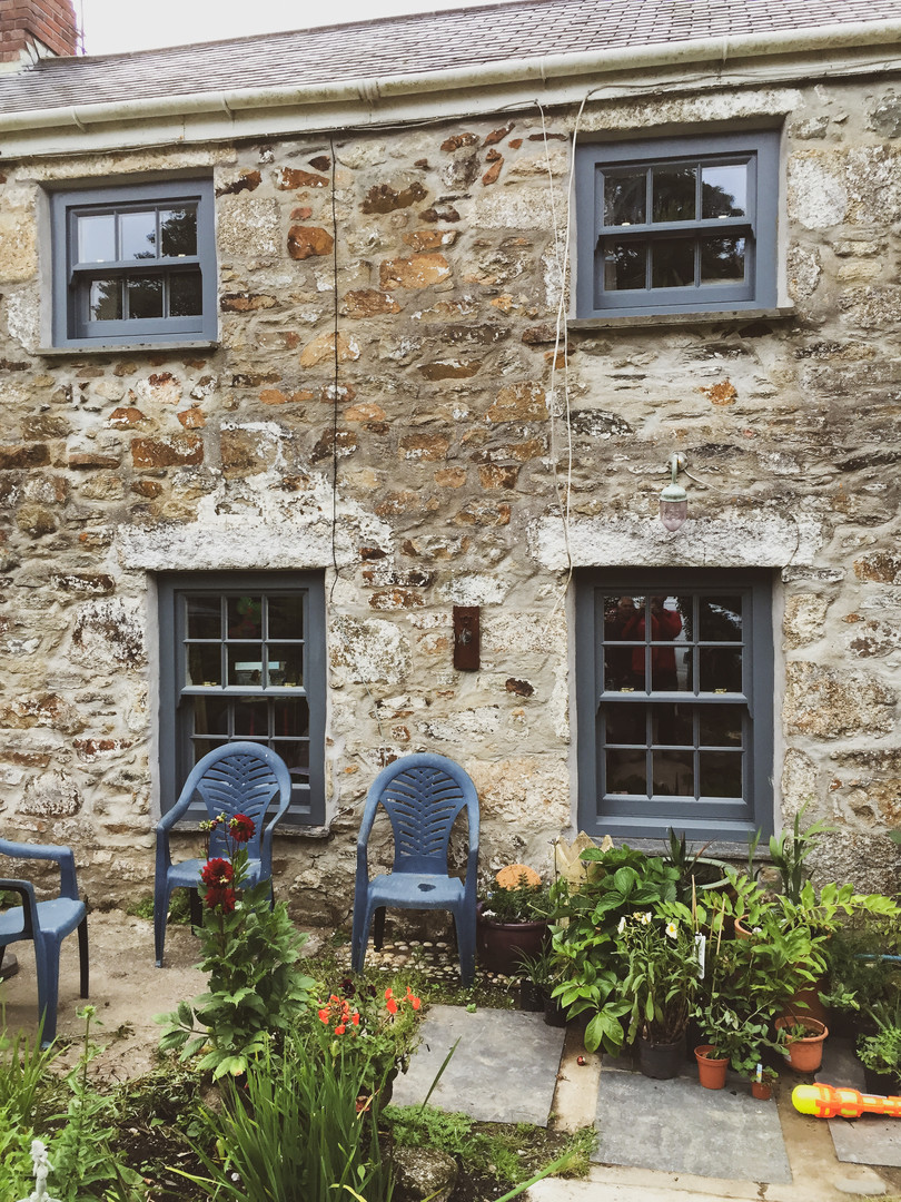 Sliding Sash Windows Handmade Cornwall