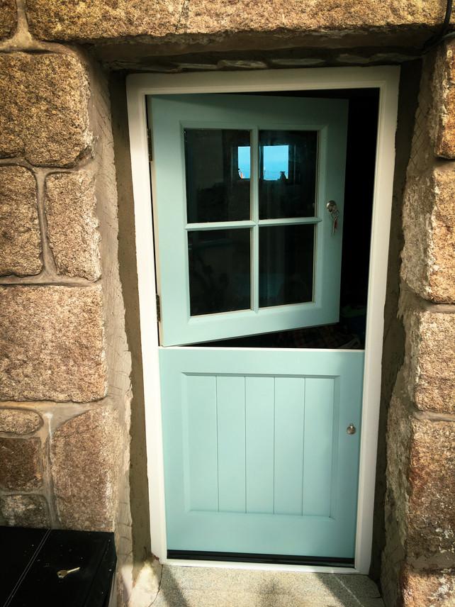Handmade Bespoke Split Barn Door