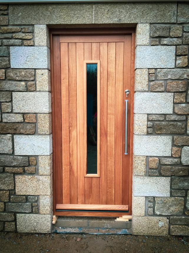 Handmade Bespoke Door