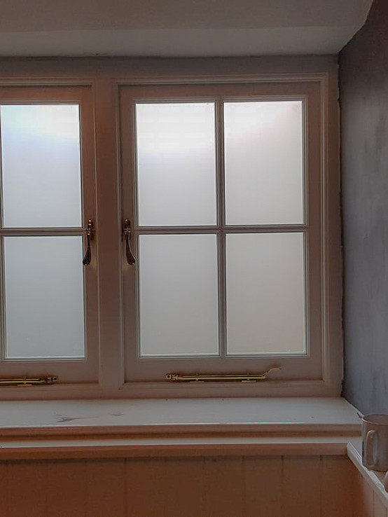 Boxframe Window