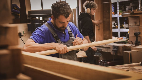 Oak Framing True Joinery Carpentry Cornwall