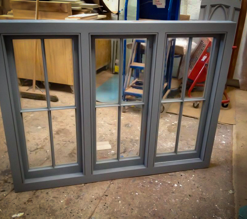 Traditional Boxframe Handmade Bespoke Windows