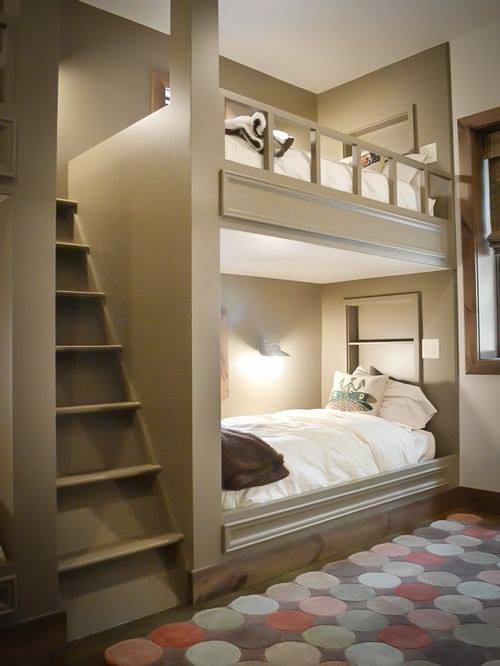 Handmade Bespoke Furniture : Custom Made Bunkbeds