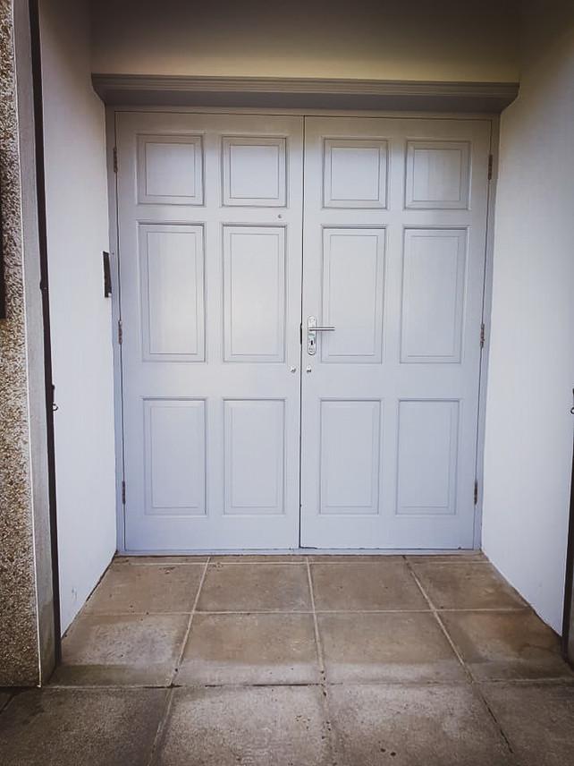 Bespoke Handmade Doors