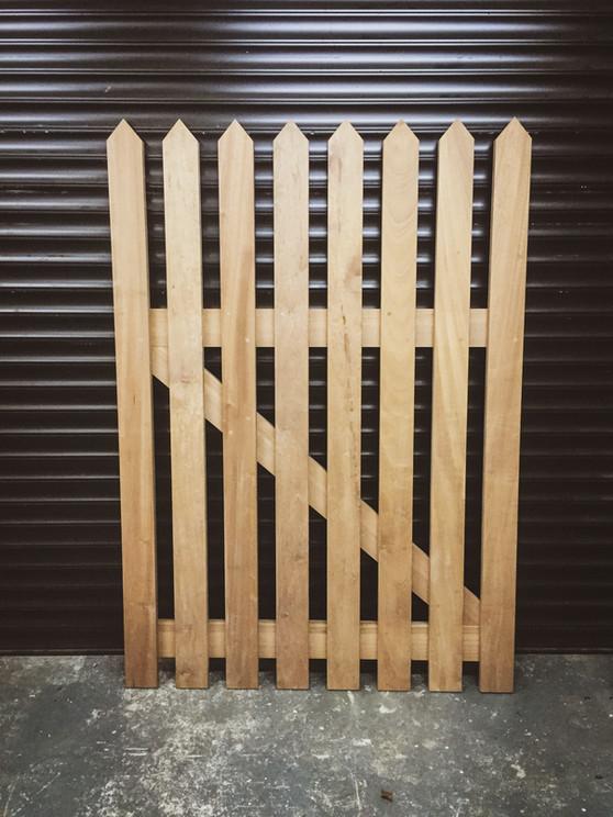 Bespoke Handmade Gate