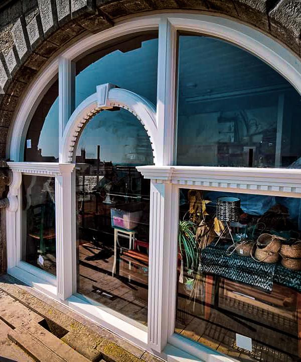 Shop Front Windows