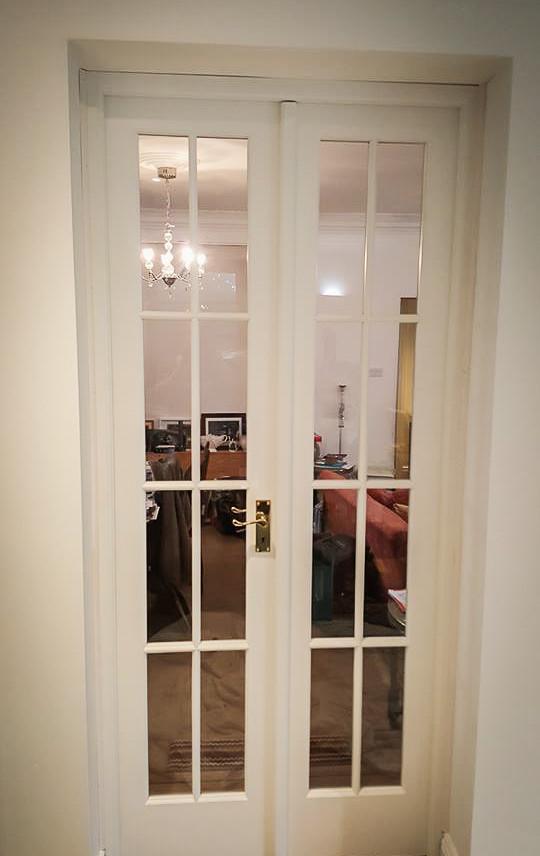 Bespoke Handmade Interior Doors