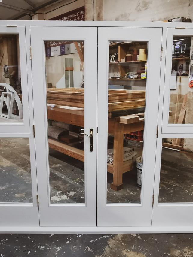 Handmade Bespoke Conservatory Door