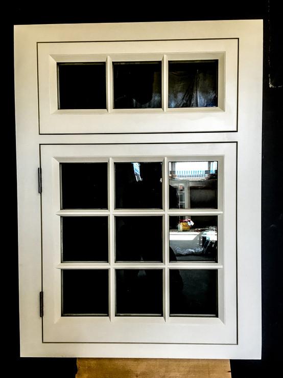 Handmade Bespoke Boxframe Window