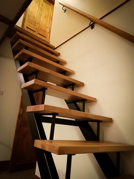 Handmade Bespoke Staircase