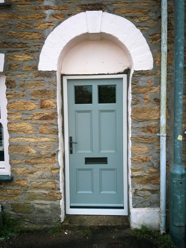 Handmade Bespoke Front Door