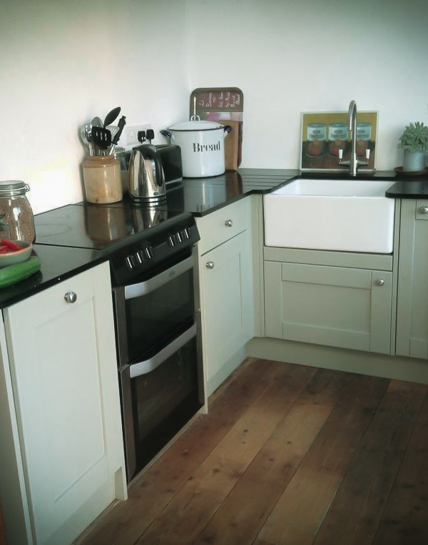 Bespoke Handmade Kitchens Sage Green