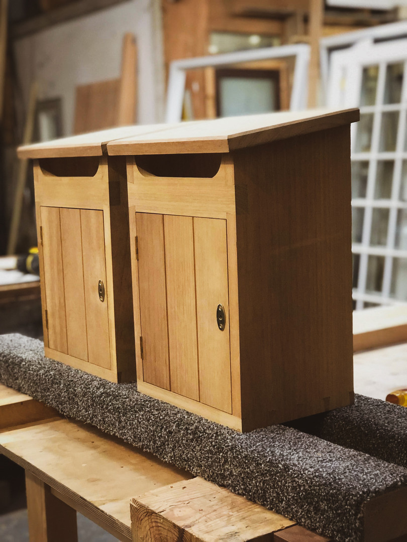 Bespoke Handmade Furniture : Postbox