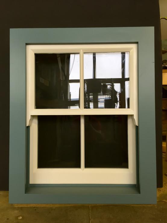 Handmade Sliding Sash Window