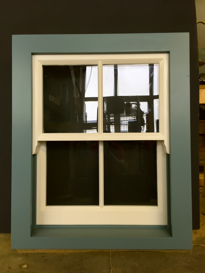 Handmade Sliding Sash Window