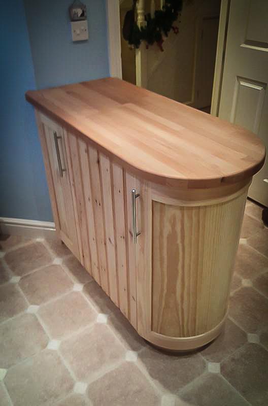 Bespoke Handmade Kitchen Cabinets