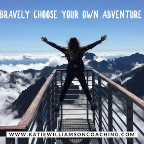 Bravely Choose Your Own Adventure
