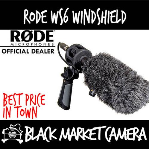 Rode WS6 Windshield