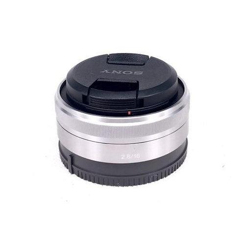 Sony NEX 16mm f2.8 E Mount (used)