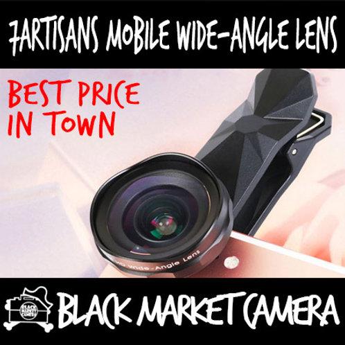 7artisans Mobile Wide Angle Lens Attachment for Smartphone Camera
