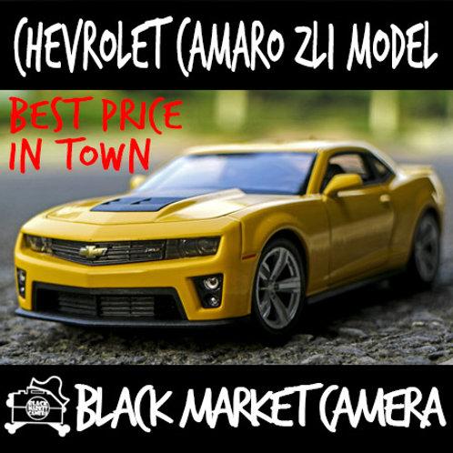 Welly 1:24 Chevrolet Camaro ZL Car Model