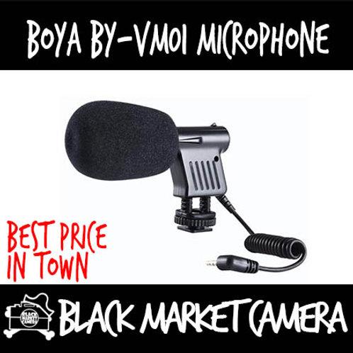 Boya BY-VM01 Mini Condenser Microphone