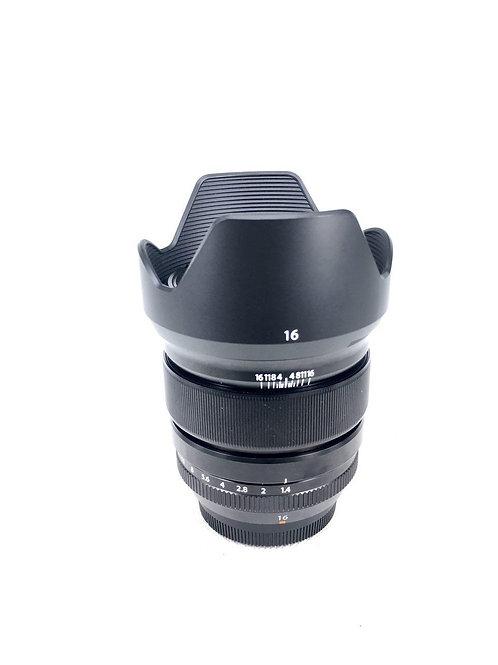 Fujifilm XF 16mm Nano-HI f1.4 R WR ASP