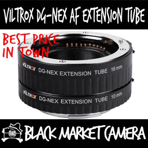 Viltrox DG-NEX AF Macro Extension Tube *2 Piece Set