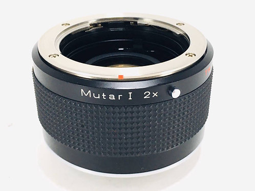 Contax Carl Zeiss Mutar I T* 2X Teleconverter CY (used)