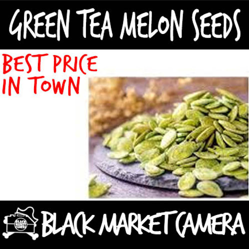 Green Tea Melon Seed (2kg) (Snack) BULK PURCHASE